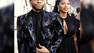 Photo of Chadwick Boseman's widow files probate case