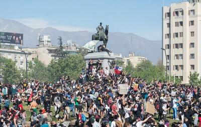 Chilean govt urges mass participation in Oct 25 referendum vote