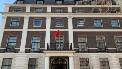 Photo of Locals oppose China's plan to shift embassy in London