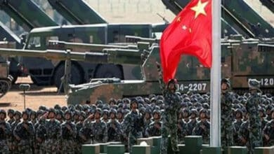Photo of Chinese forces prepare for possible military invasion of Taiwan