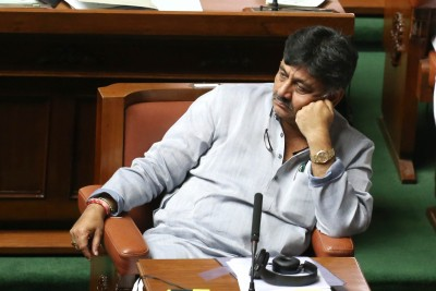 Cong playing victim, says K'taka BJP after 'raid raj' comment