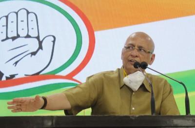 Congress alleges Gujarat MLAs left in lieu of money