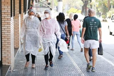 Corona cases in Brazil pass 5 million