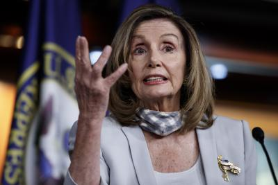 Covid-19 relief talks with White House at impasse: Pelosi