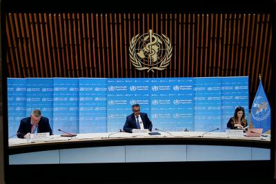 Covid-19 remains public health emergency of int'l concern: WHO