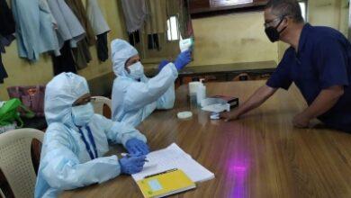 Photo of Covid: Maharashtra deaths cross 40,000, MMR cases near 17,000