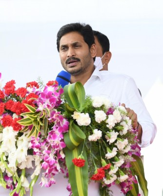 Crackdown forces creating rift between religions, castes: Andhra CM