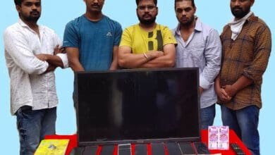 Photo of IPL cricket betting racket busted, 5 held