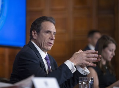 Cuomo urges NYC to step up mask wearing, social distancing