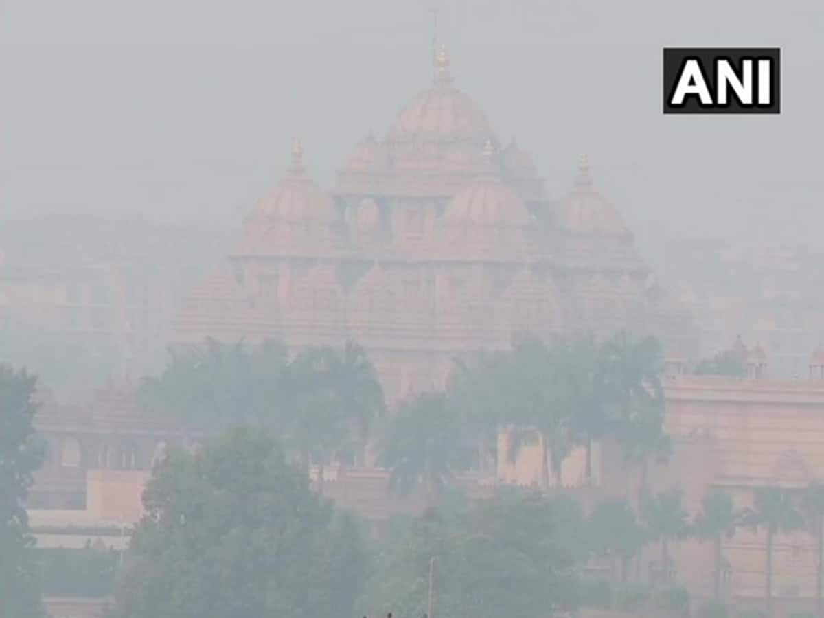 Delhi air quality continues to be 'severe'