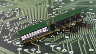 Photo of World's first DDR5 DRAM chip launched in S. Korea