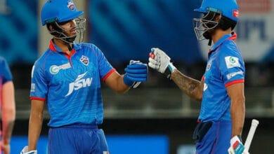 Photo of IPL 2020: DC defeat RR by 13 runs