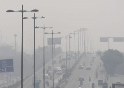 Delhi's coldest October since 1962