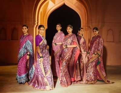 Designer Gaurang Shah's ode to yesteryear singer Taramati