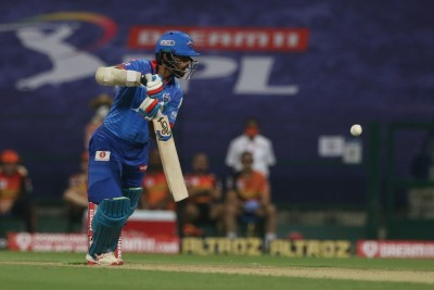 Dhawan becomes most half-century scoring Indian in IPL history