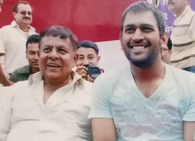 Dhoni's mentor discharged after spending 40 days in hospitals