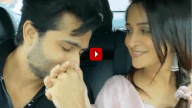 Photo of Dipika Kakar, husband Shoaib enjoy car ride; Video goes viral
