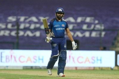 Dominant MI can't take the foot off the pedal: Rohit