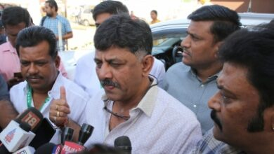 Photo of Don't vote those who sold your mandate: Shivakumar