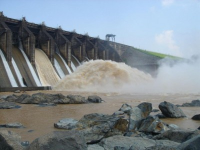 Durgapur barrage lock gate damaged, panic of flood in Bengal villages