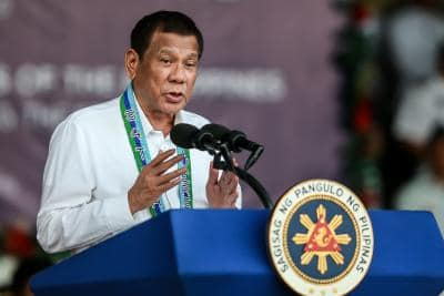Duterte vows to fight corruption before term ends in 2022