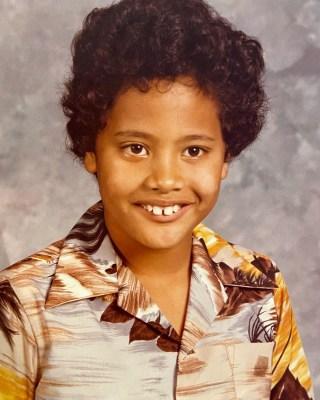 Dwayne Johnson reveals he had 'buck teeth' as a kid