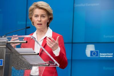 EU to update Industrial Strategy in 2021: Ursula von der Leyen