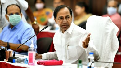 Photo of Be careful about rains: CM KCR