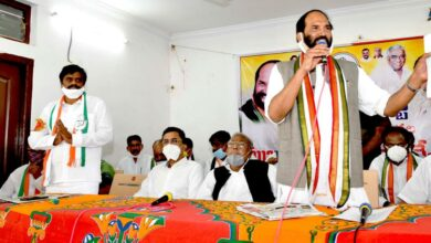 Photo of Telangana is worse than UP in atrocities against Dalits: Uttam