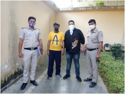 Extortion syndicate running from Rohini jail busted