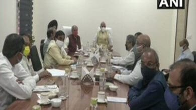 Narendra Singh Tomar hold talks with agriculture experts