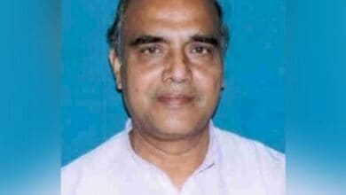 Photo of Former Odisha speaker Sarat Kumar Kar passes away