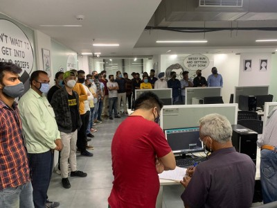 Fake call centre busted in Gurugram, owner was MCG contractor say police