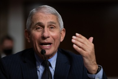 Fauci not surprised over Trump's Covid-19 diagnosis after WH event