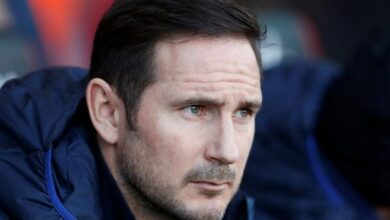 Photo of Frank Lampard 'not concerned' about Chelsea's form