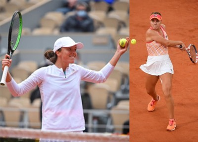 French Open: Sofia to face Polish teen Iga in final