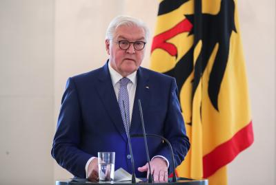 German president in quarantine after bodyguard tests positive for COVID-19