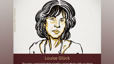 Photo of American poet Louise Gluck wins Nobel literature prize
