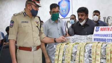 Photo of Task force busts Gutkha racket in city, 63 Lakh worth packets seized
