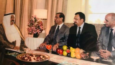 Photo of Sheikh Sabah left an indelible imprint on Indo Kuwait relations