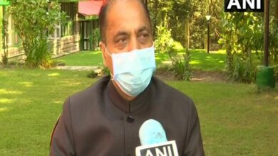 Photo of Himachal Pradesh CM Jairam Thakur tests positive for COVID-19