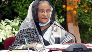 Photo of Hasina praises Health Ministry's Covid-19 response
