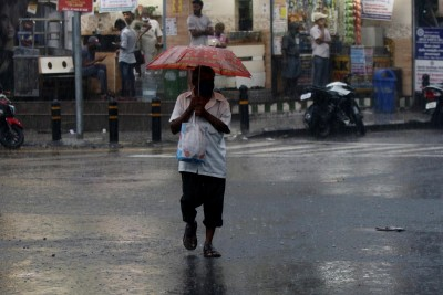 Heavy rainfall forecast in Odisha, districts put on alert