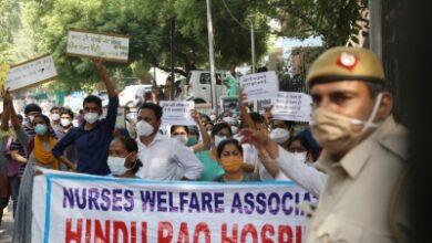 Photo of Hindu Rao docs' boycott call: Delhi govt to shift corona patients
