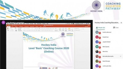 Hockey India to conduct online course for aspiring coaches