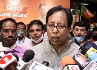 Hopeful about NDA seat-sharing in next 2 days: Bihar BJP
