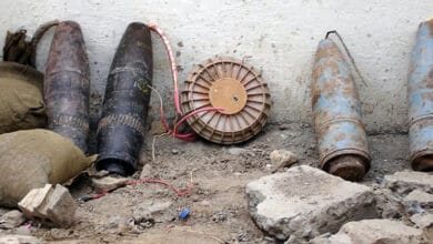 Photo of 10kg IED recovered by women commandos in Chhattisgarh