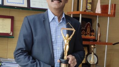 Photo of L&T MRHL's K.V.B. Reddy receives prestigious global award
