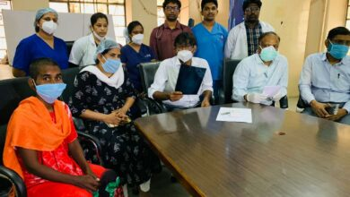 Photo of Osmania hospital docs perform rare surgery on 30-year-old woman