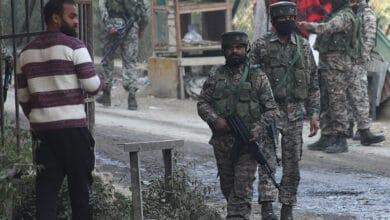 Photo of 2 LeT militants killed in Srinagar Encounter